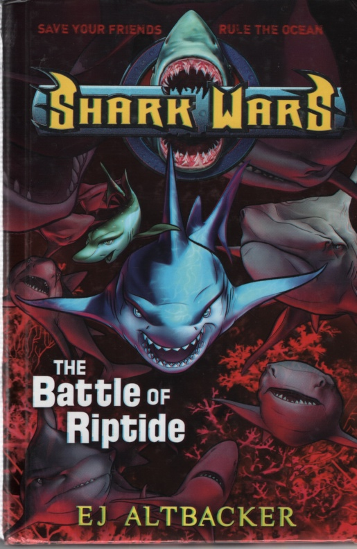 Image for THE BATTLE OF RIPTIDE