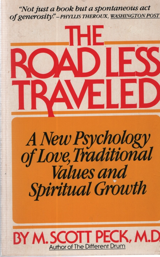 Image for THE ROAD LESS TRAVELED  A New Psychology of Love, Traditional Values, and Spiritual Growth