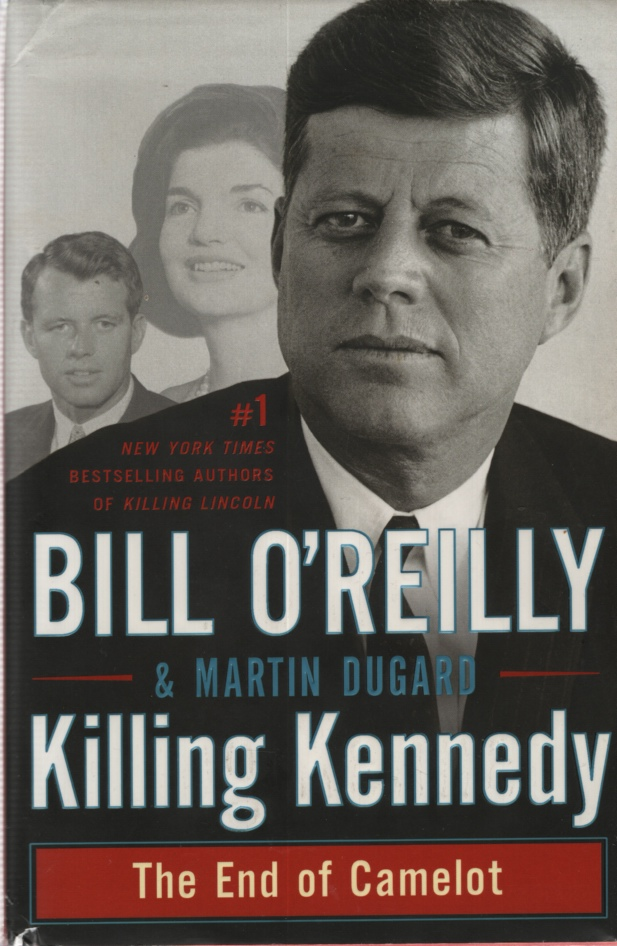 Image for KILLING KENNEDY The End of Camelot