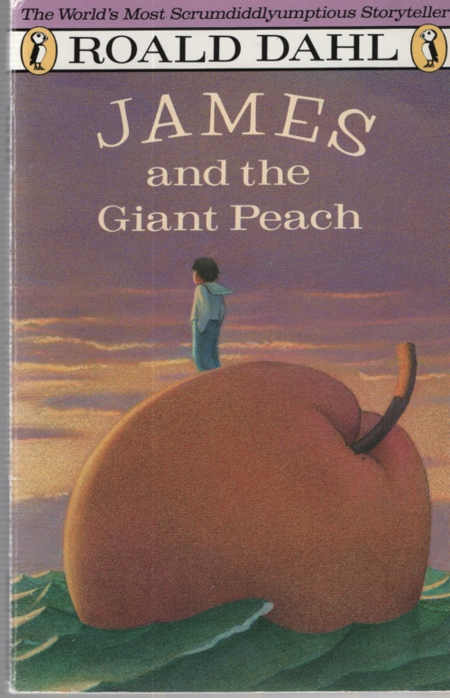 Image for JAMES AND THE GIANT PEACH
