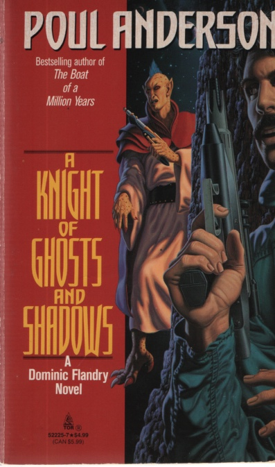 Image for A KNIGHT OF GHOSTS AND SHADOWS