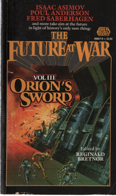Image for ORION'S SWORD