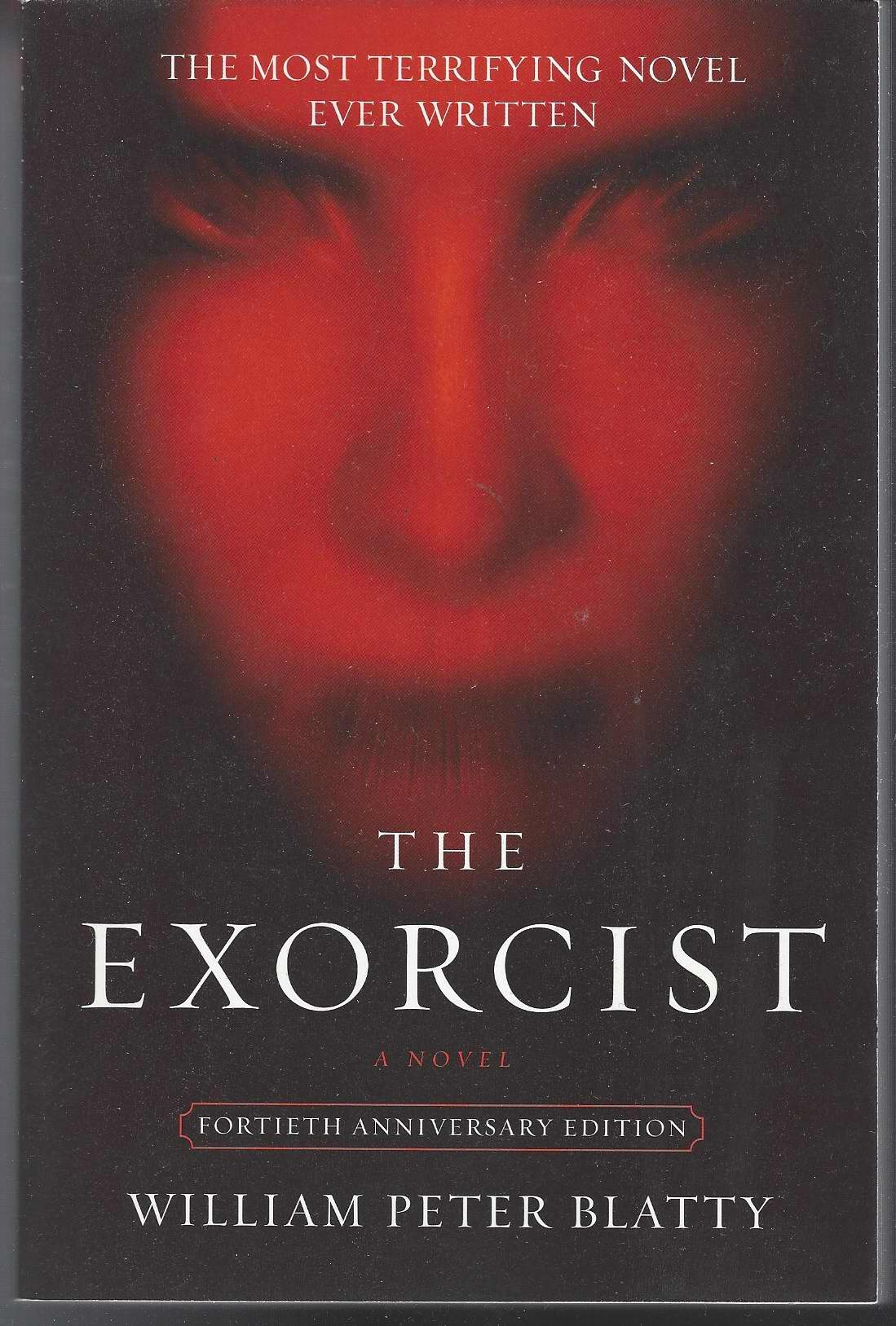 Image for THE EXORCIST  40th Anniversary Edition