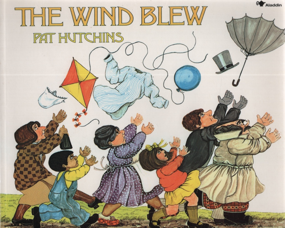 Image for THE WIND BLEW