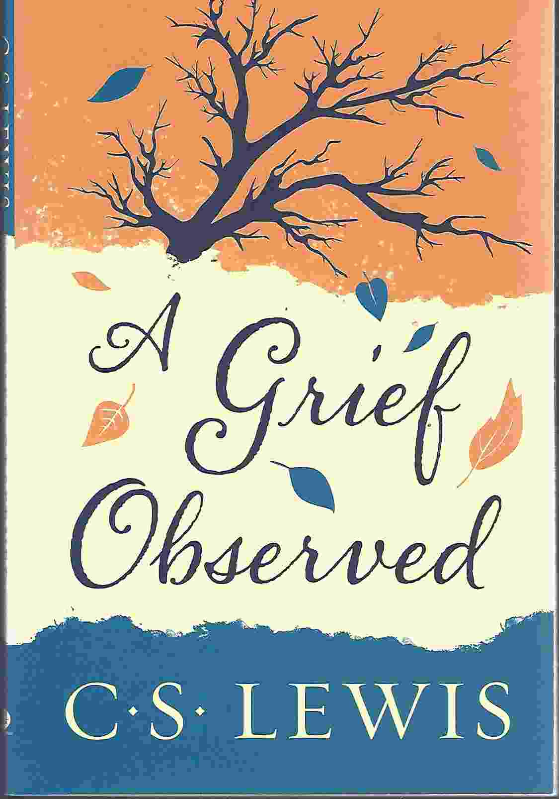Image for A GRIEF OBSERVED