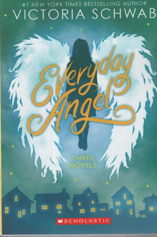 Image for EVERYDAY ANGEL, THREE NOVELS