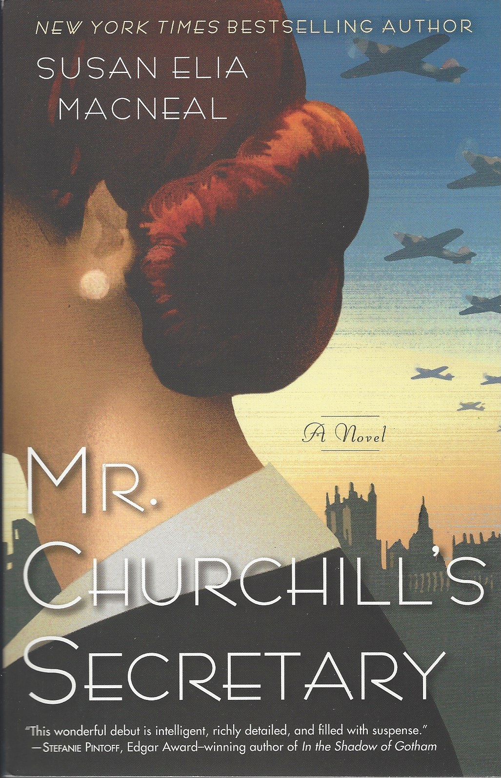 Image for MR CHURCHILL'S SECRETARY