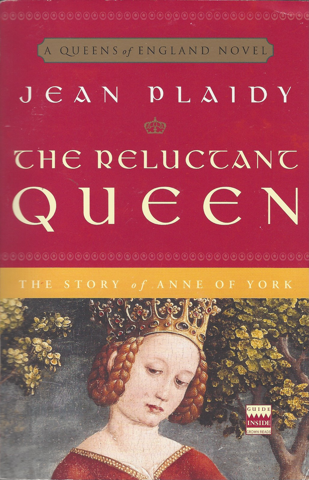 Image for THE RELUCTANT QUEEN The Story of Anne of York