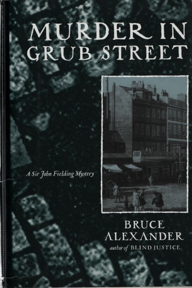 Image for MURDER IN GRUB STREET