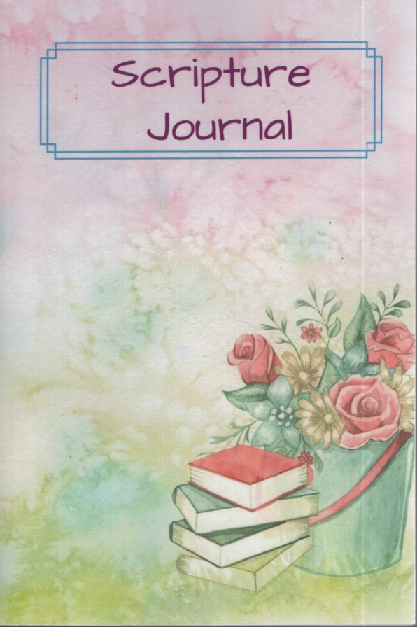 Image for PRAYER JOURNAL: SCRIPTURE JOURNAL