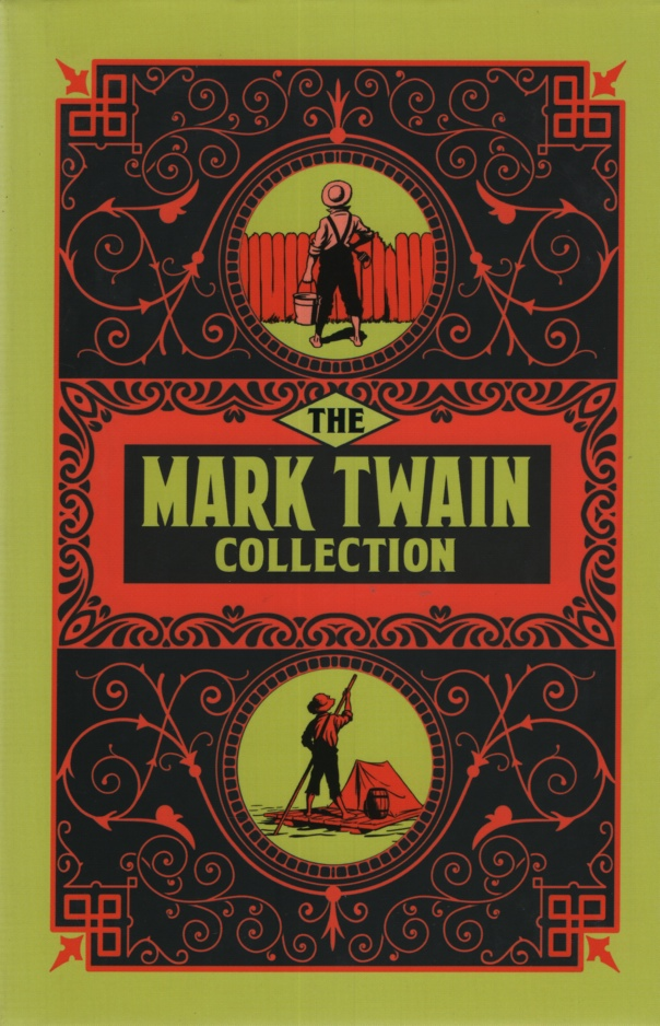 Image for THE MARK TWAIN COLLECTION