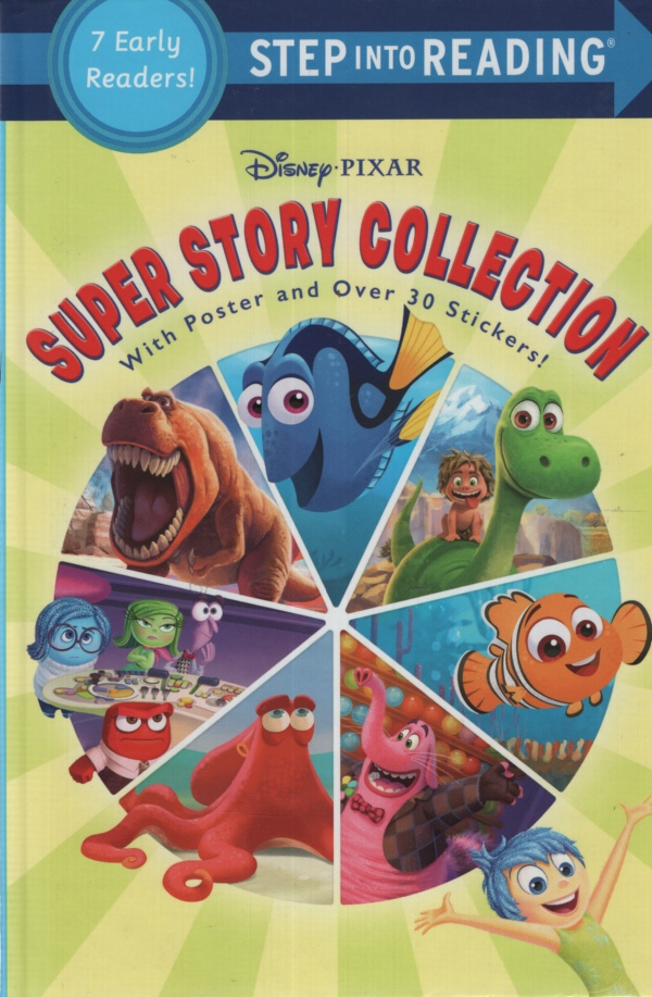 Image for DISNEY PIXAR SUPER STORY COLLECTION