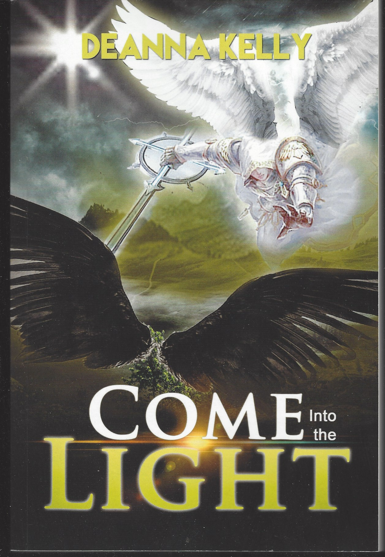 Image for COME INTO THE LIGHT