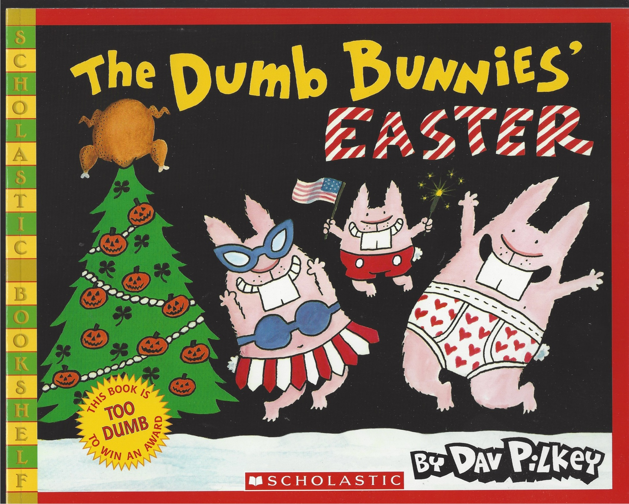 Image for THE DUMB BUNNIES' EASTER