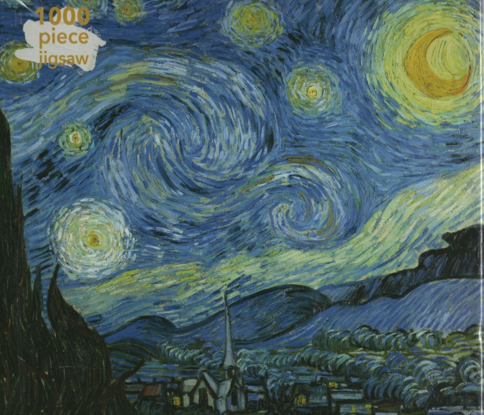 Image for STARRY NIGHT, 1000 PIECE JIGSAW PUZZLE