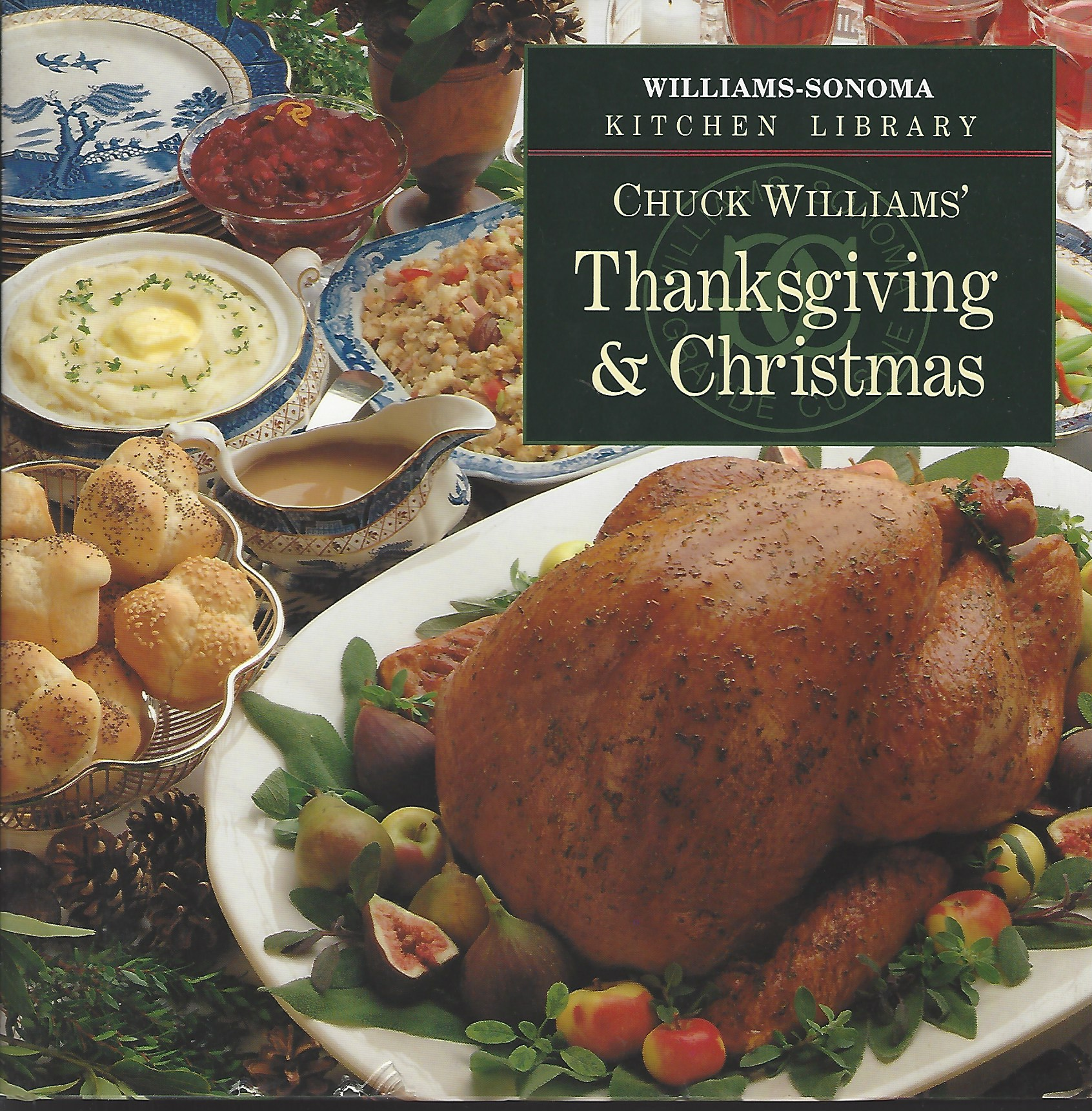 Image for CHUCK WILLIAMS' THANKSGIVING & CHRISTMAS
