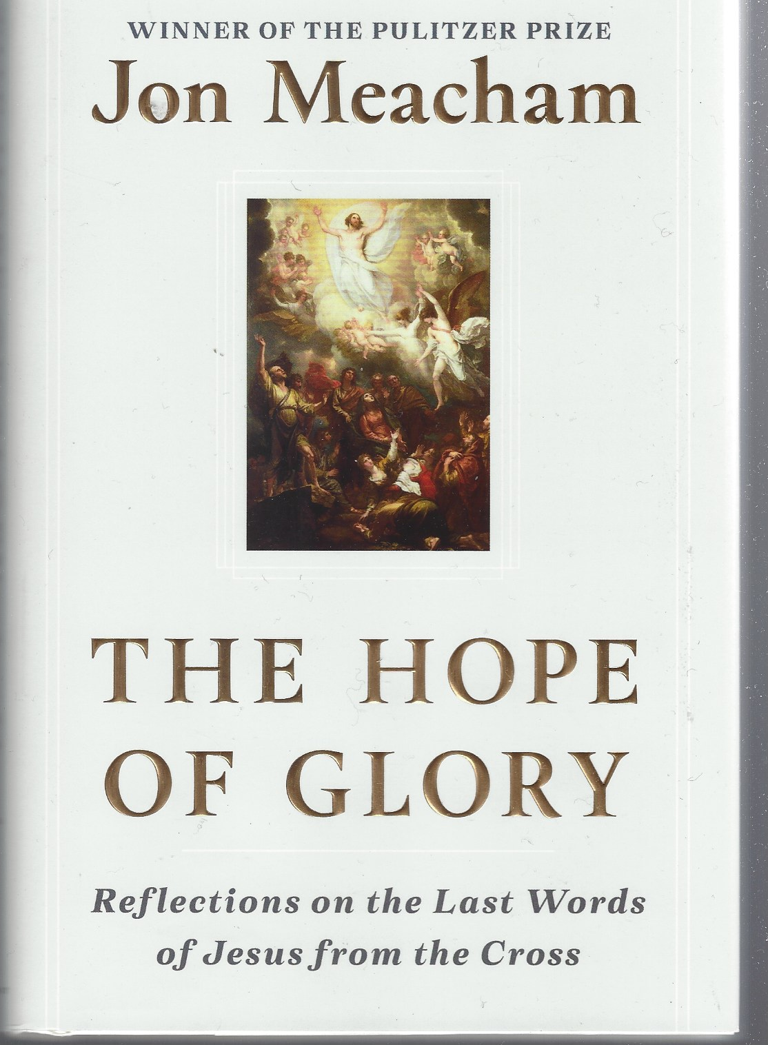 Image for THE HOPE OF GLORY Reflections on the Last Words of JESUS from the CROSS