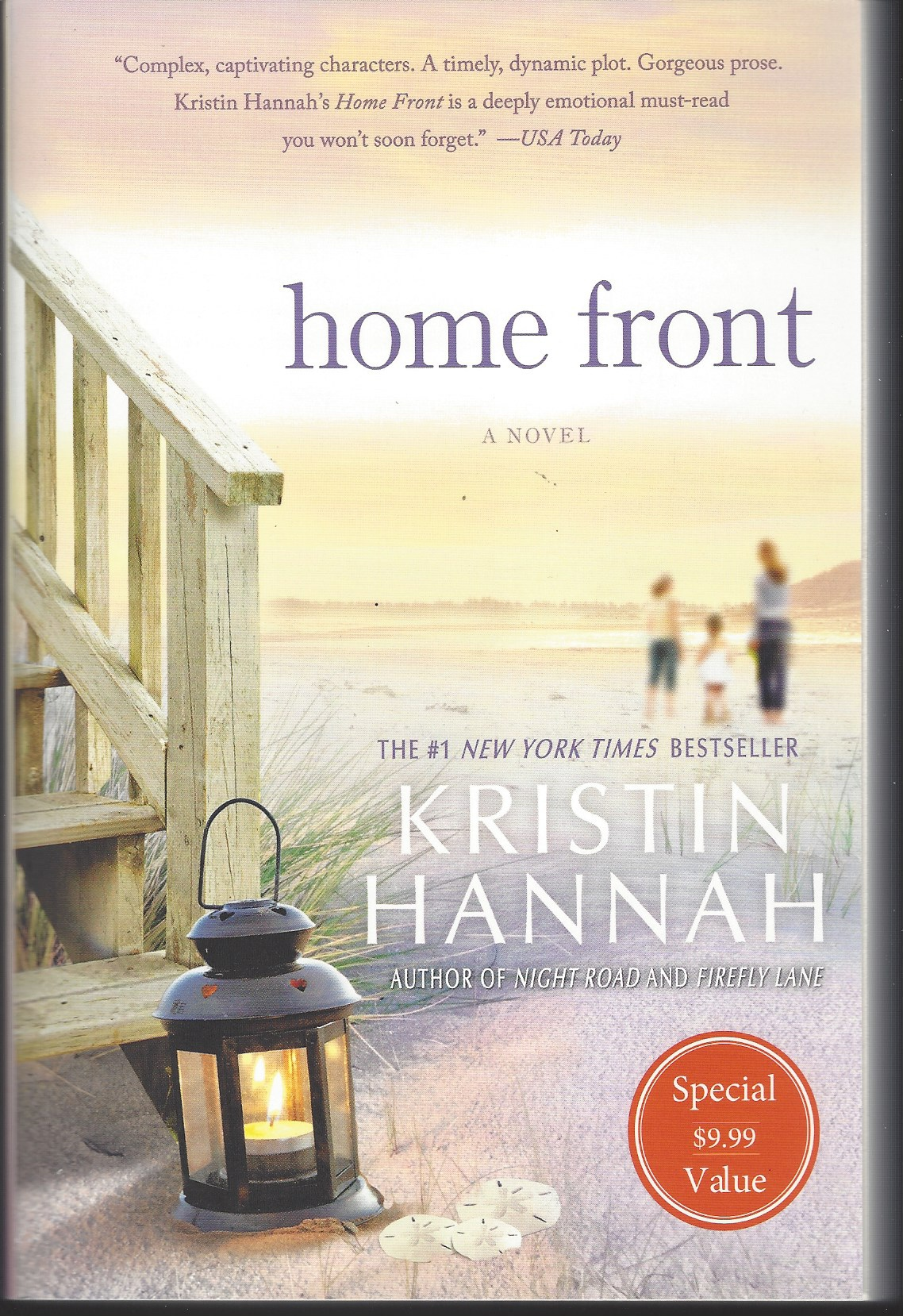 Image for HOME FRONT  A Novel