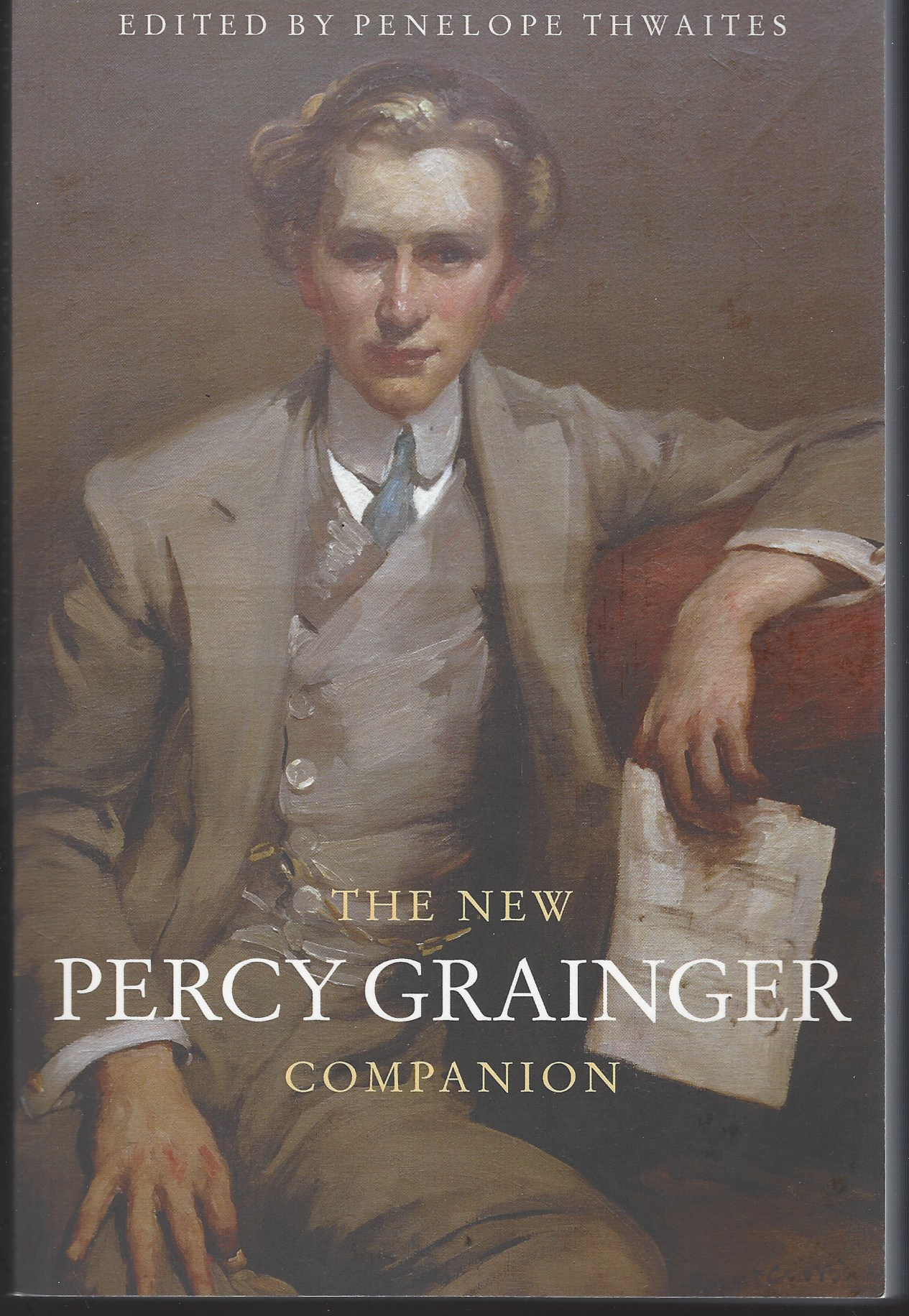 Image for THE NEW PERCY GRAINGER COMPANION