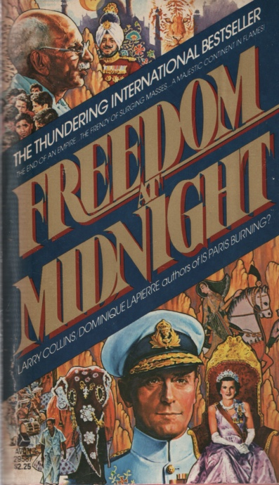 Image for FREEDOM AT MIDNIGHT