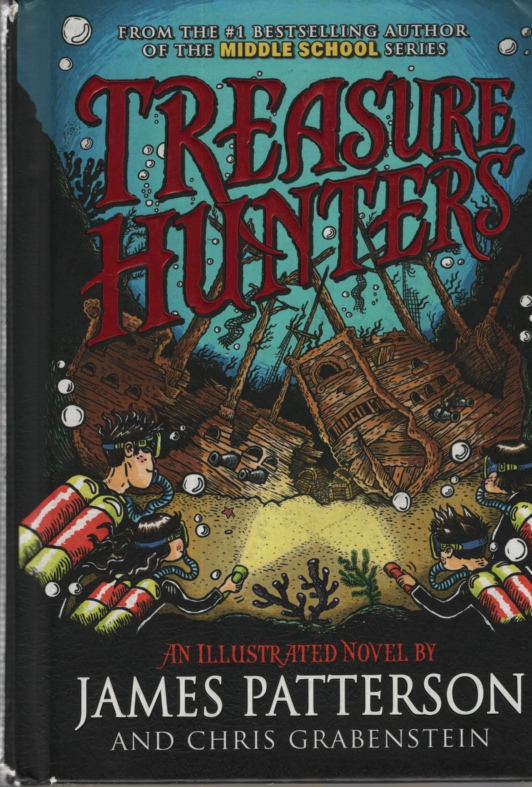 Image for TREASURE HUNTERS An Illustrated Novel