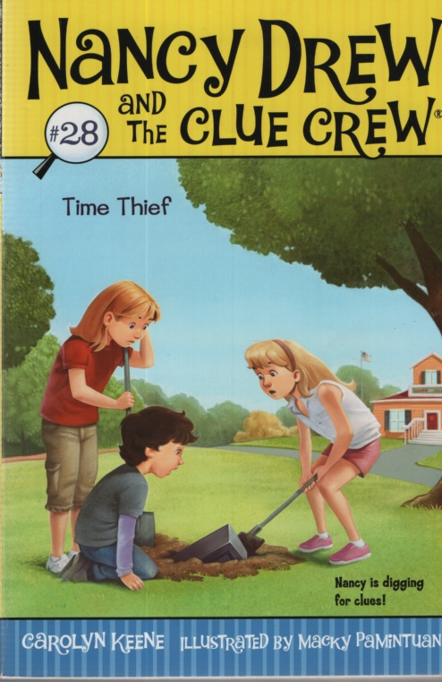 Image for TIME THIEF