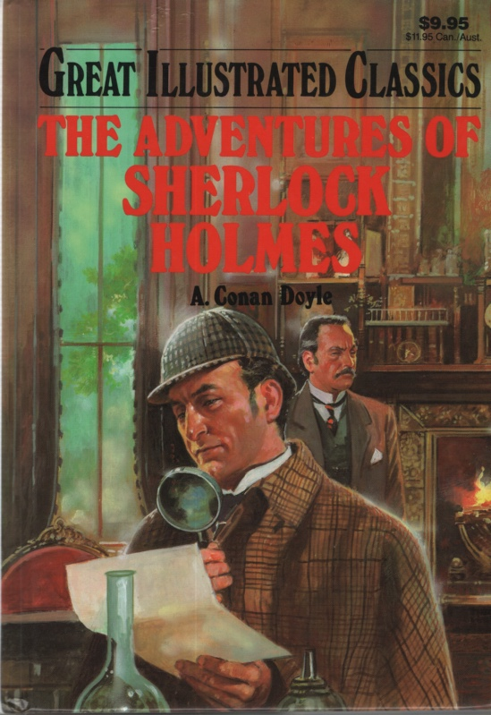 Image for THE ADVENTURES OF SHERLOCK HOLMES [ADAPTED]