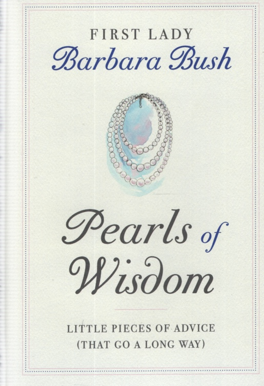 Image for PEARLS OF WISDOM Little Pieces of Advice (That Go a Long Way)