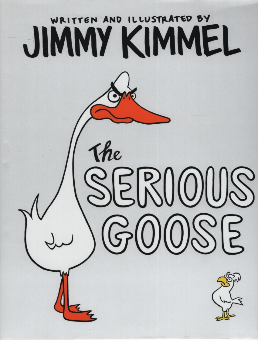 Image for THE SERIOUS GOOSE