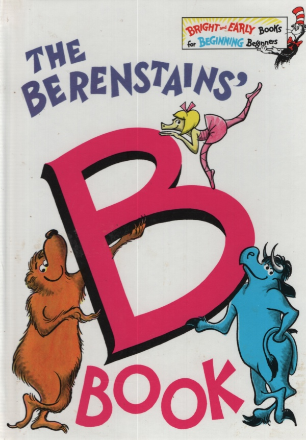 Image for THE BERENSTAIN'S B BOOK