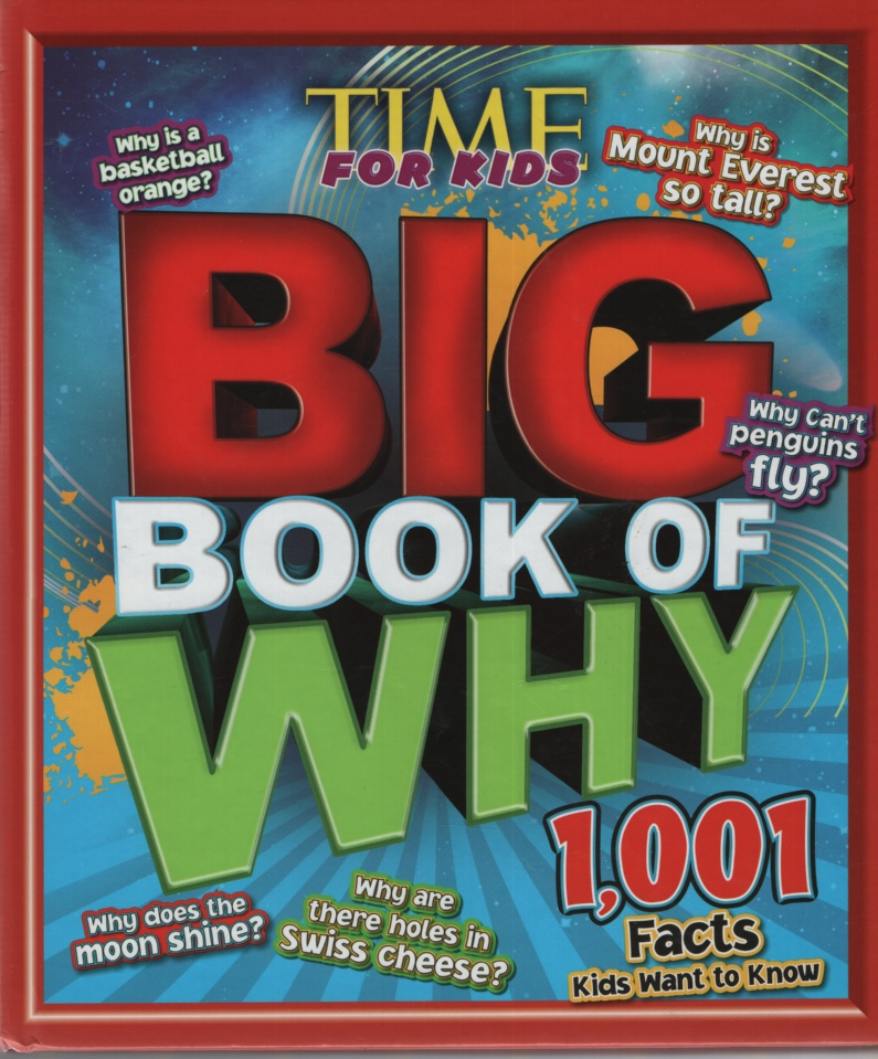 Image for TIME FOR KIDS BIG BOOK OF WHY