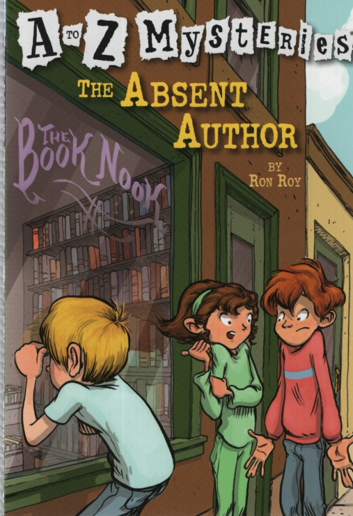 Image for THE ABSENT AUTHOR
