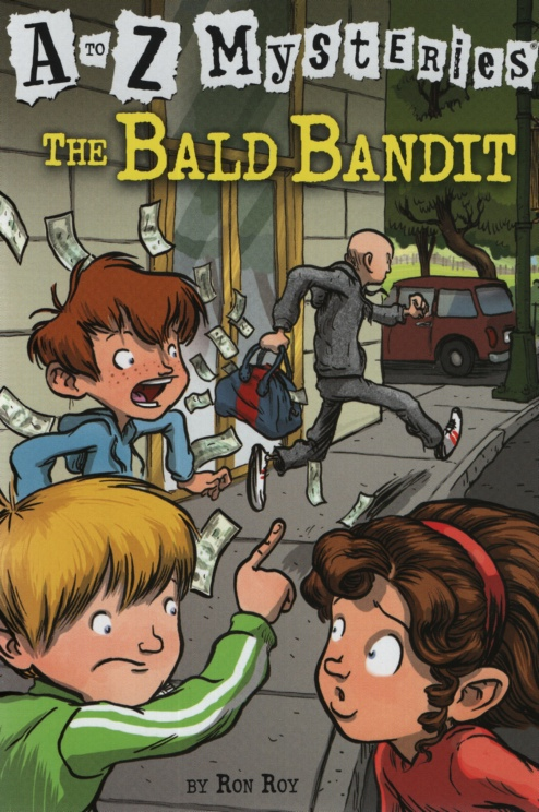 Image for THE BALD BANDIT