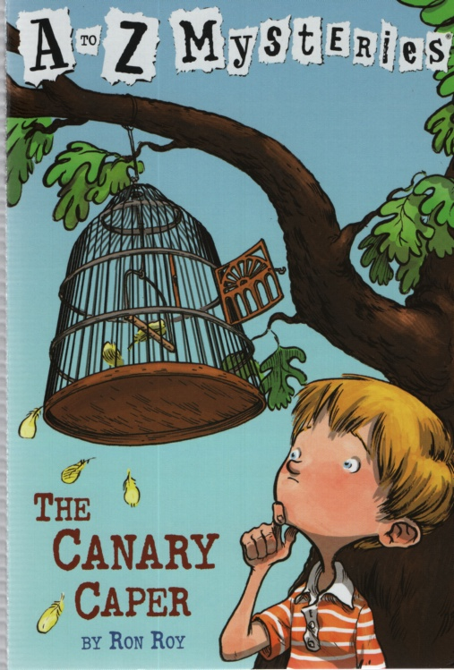Image for THE CANARY CAPER