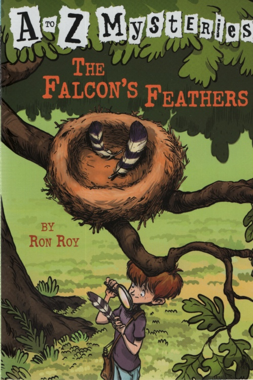 Image for THE FALCON'S FEATHERS