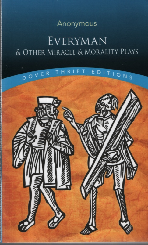 Image for EVERYMAN & OTHER MIRACLE & MORALITY PLAYS