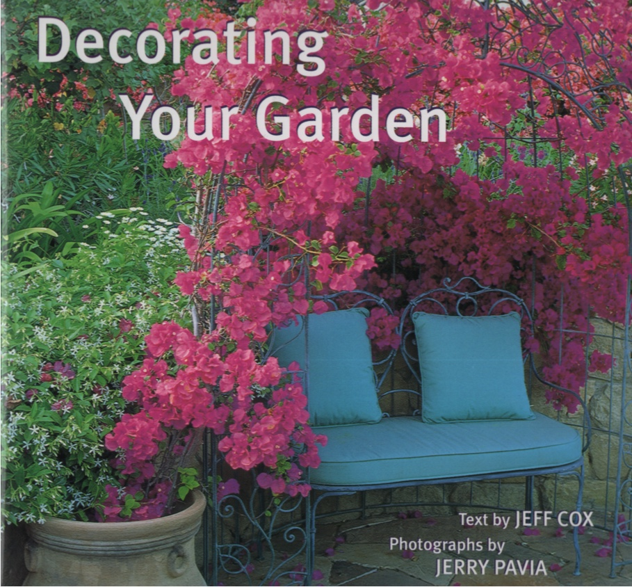 Image for DECORATING YOUR GARDEN