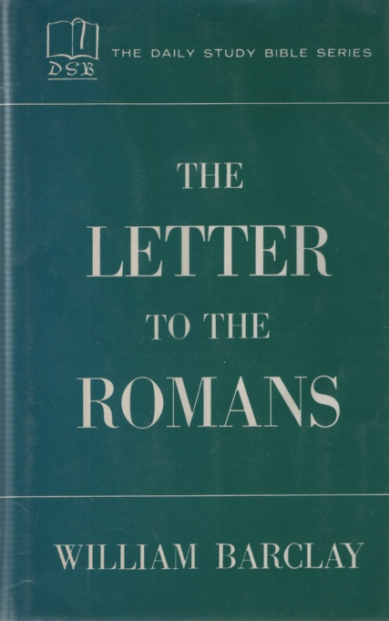 Image for THE LETTER TO THE ROMANS Revised Edition