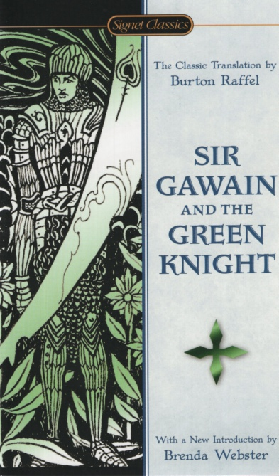 Image for SIR GAWAIN AND THE GREEN KNIGHT