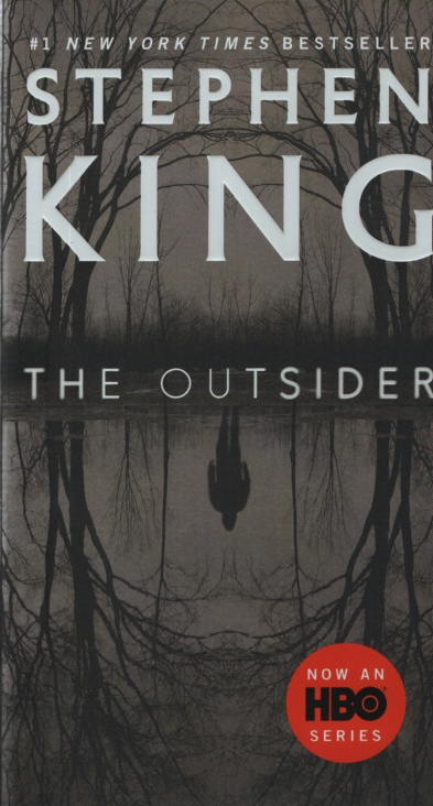 Image for THE OUTSIDER [TALL PB]