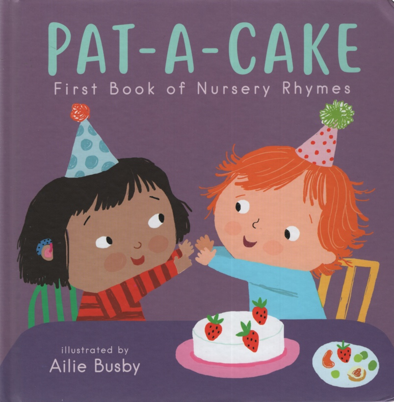 Image for PAT-A-CAKE First Book of Nursery Rhymes