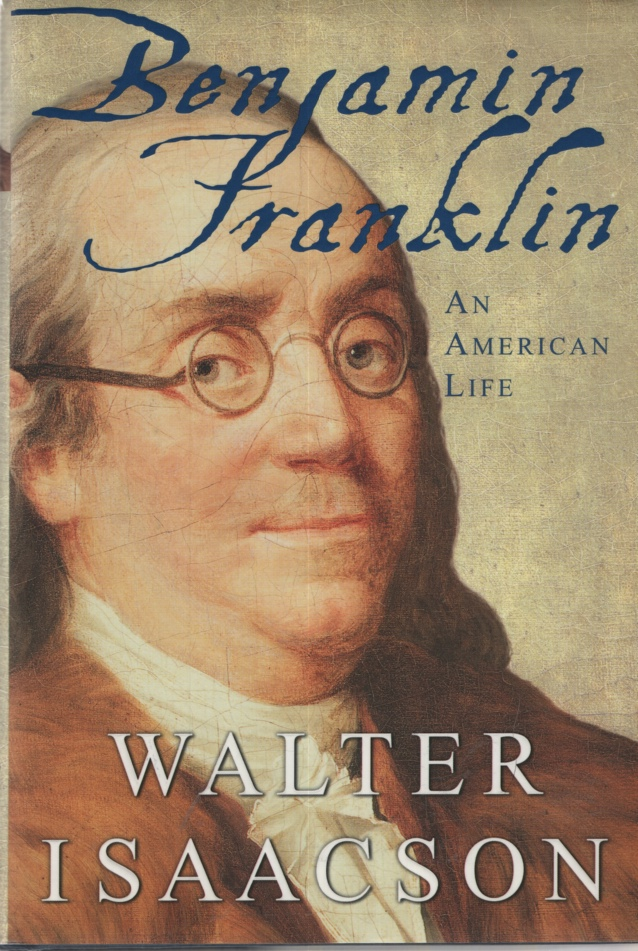 Image for BENJAMIN FRANKLIN, AN AMERICAN LIFE