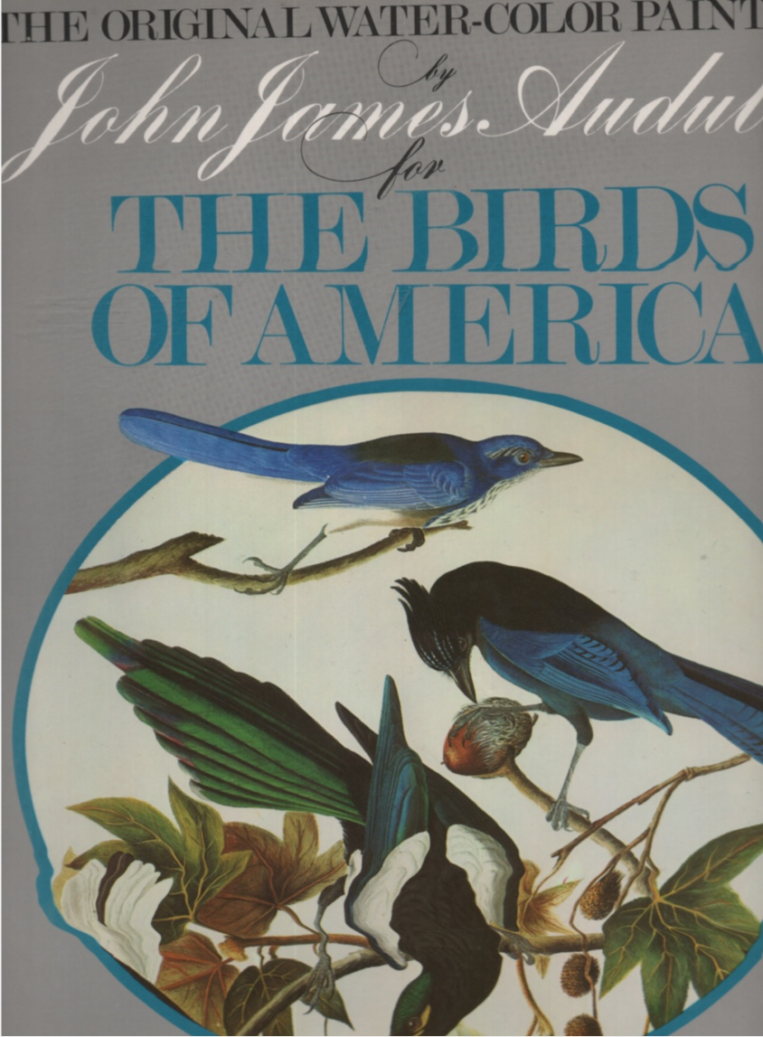 Image for THE ORIGINAL WATER-COLOR PAINTINGS BY JOHN JAMES AUDUDON FOR THE BIRDS OF AMERICA