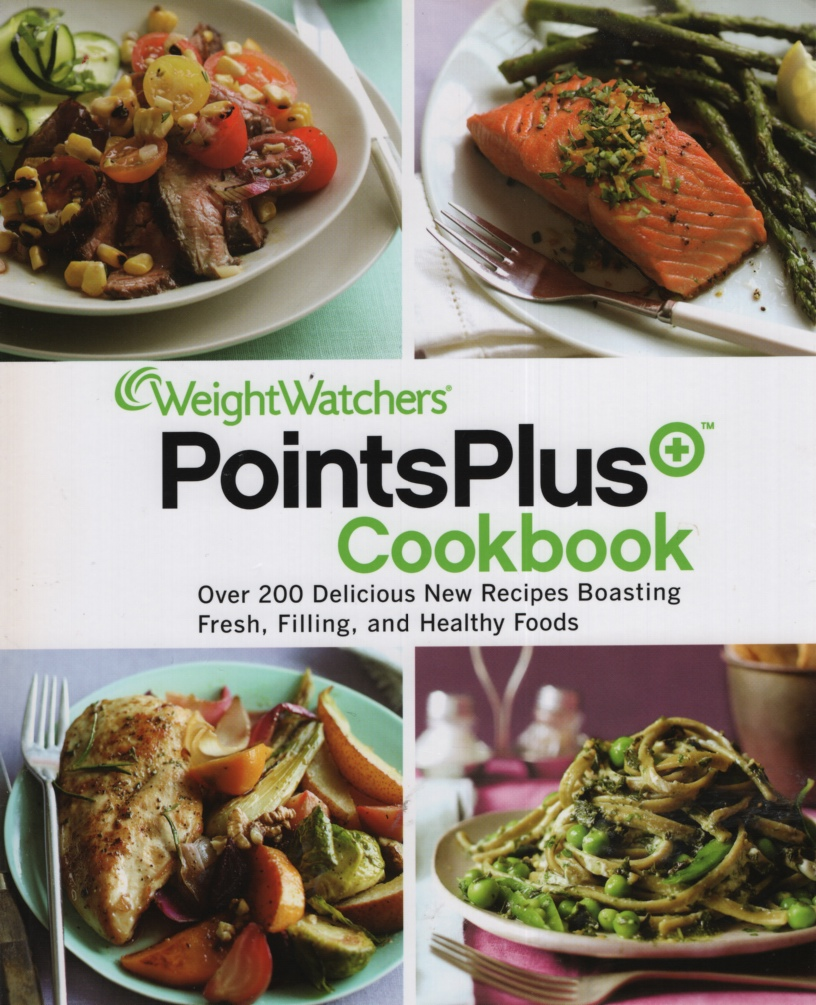 Image for WEIGHT WATCHERS POINTS PLUS COOKBOOK