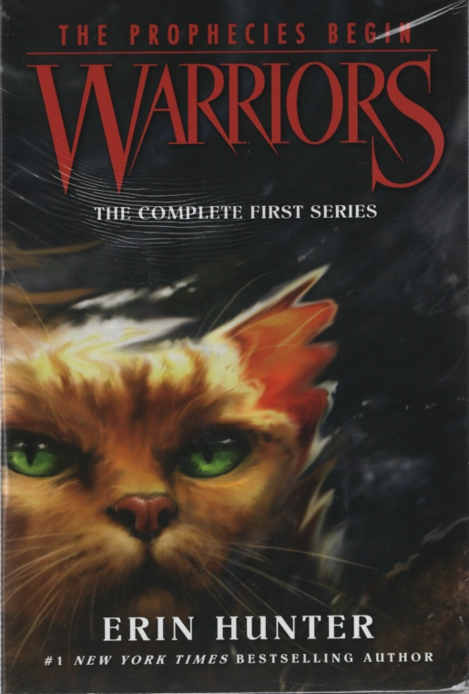 Image for WARRIORS BOXED SET BOOKS 1-6