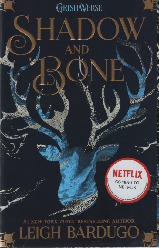 Image for SHADOW AND BONE