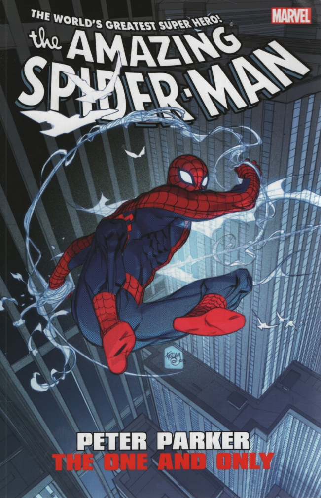 Image for THE AMAZING SPIDER-MAN: PETER PARKER - THE ONE AND ONLY