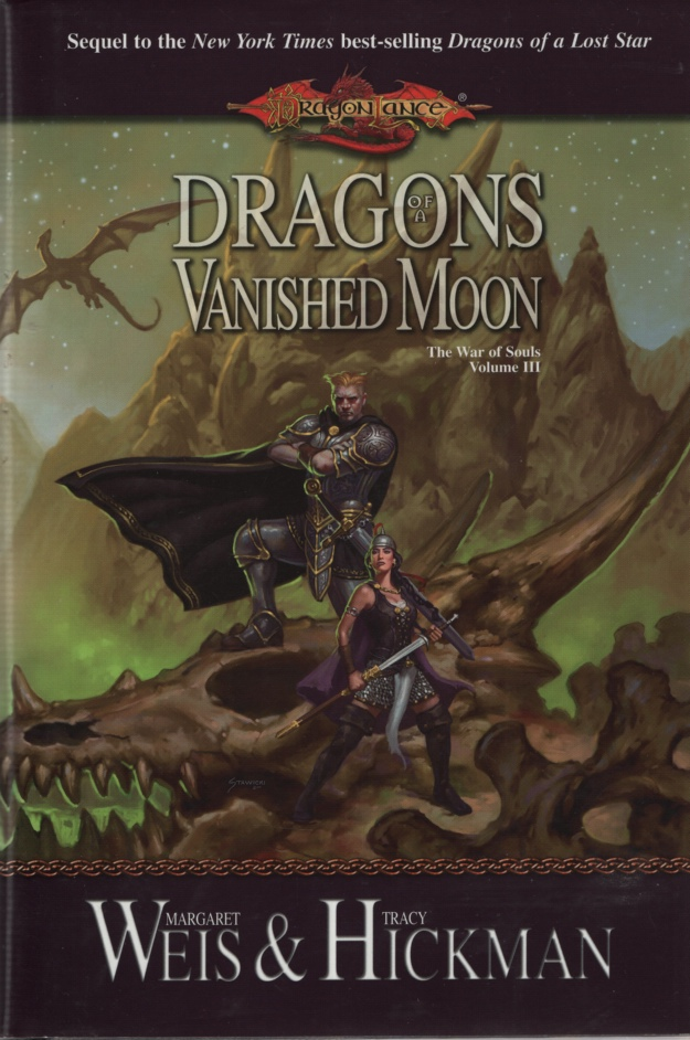 Image for DRAGONS OF A VANISHED MOON