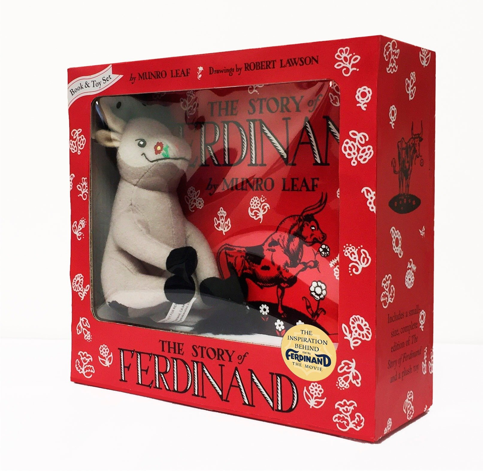 Image for THE STORY OF FERDINAND BOOK & TOY SET
