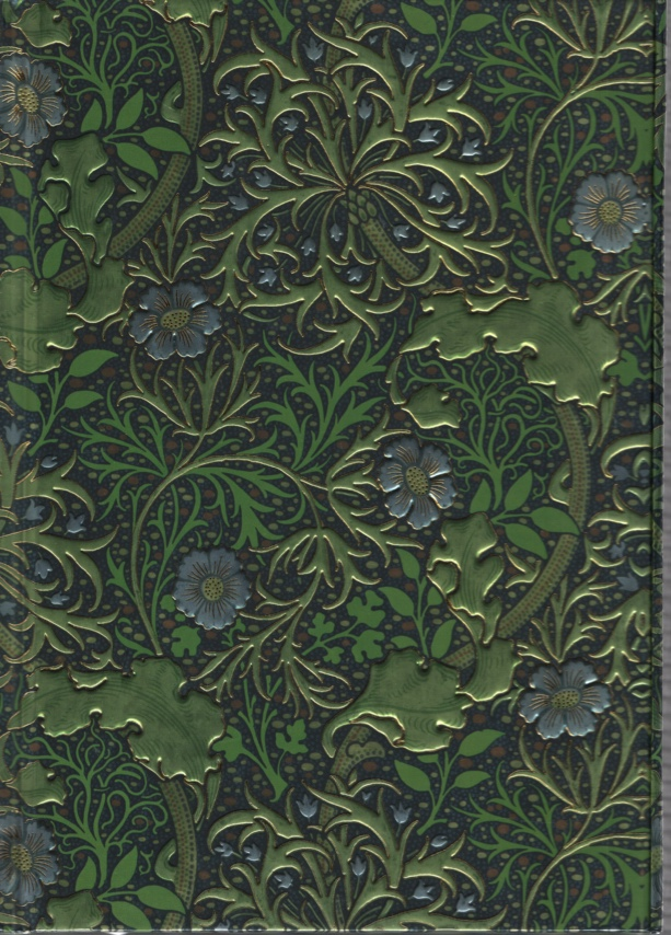 Image for WILLIAM MORRIS SEAWEED JOURNAL [3]